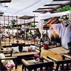 Casamento na praia no Litoral de São Paulo - Tábata e Carlos   Lounge na praia - barracuda beach bar