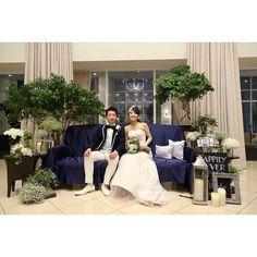 「高砂ソファー」の画像検索結果 Outdoor Furniture Sets, Outdoor Decor, Wedding Menu, Bridesmaid Dresses, Wedding Dresses, Bridal Flowers, Wedding Images, Green Wedding, Photo Booth