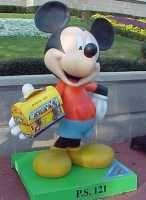 Back to School Mickey