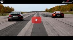 """On a secret location i Sweden, both supercars like McLaren, Lamborghinis, Ferrari, Corvette as well as """"regular"""" street cars like BMW E30's tuned to compete against the supercars!  The Schmiedmann Group is sponsor for the GTBoard October 2017 race event and we have composed an action-packed teaser for you, to enjoy until the races arrive.  #schmiedmann #bmwspecialist #gtboard #race #bmw #m4 #m5 #mclaren #lamborghini #ferrari #porsche #corvette #whowillwinn #teaser"""