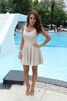 Melissa Gorga - Around Mercedes-Benz Fashion Week Swim 2013 - Day 4