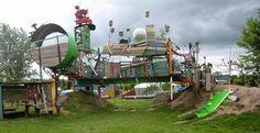 Minnesota's hidden gems...Franconia Sculpture Park