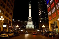 Capital to the state of Indiana, this city is famous for its many attractions which include beautiful parks and world class museums. Description from amillionlives.net. I searched for this on bing.com/images