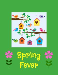 Garden Time&Free Ebook&Spring Printable-The Wilderness Wife-Cooking&gardening in Maine Woods Spring Art, My Spring, Spring Time, Easter Printables, Free Printables, Spring Fever, Pretty Pictures, Free Ebooks, Bird Houses