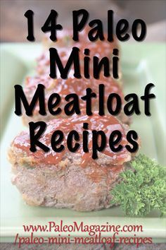 Regular (large-size or regular loaf-size) Paleo meatloaves are delicious and easy to make, so if you're not already making Paleo meatloaves for dinner, the
