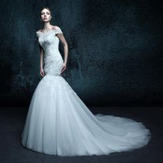 Zxb15 2015 New Luxury Boat Neck Off The Shoulder Tulle Mermaid Wedding Dress Bridal Gown With Beadings Lace Appliques Photo, Detailed about Zxb15 2015 New Luxury Boat Neck Off The Shoulder Tulle Mermaid Wedding Dress Bridal Gown With Beadings Lace Appliques Picture on Alibaba.com.