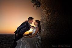 I novelli sposi hanno trascorso tutto il tempo della festa quasi scordandosi della nostra presenza, per poi essere avvisati da noi in tempo per andare sopra il Tempio di Giove, a fare come da accordi la secondo sessione di scatti, poco prima del tramonto. #matrimonio #latina #fossanova  #frosinone #terracina #tempiodigiove #ristorantelacapannina #tramonto #sabaudia #sposi  #sposi #festa #sposa #sposo