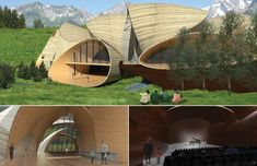 Glissade House of Music | Valerie Hill | Archinect