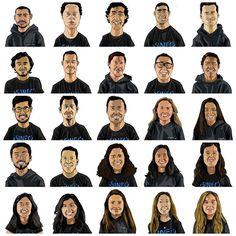 Já viste as caricaturas da comissão organizadora da SINFO 23?  Estão disponíveis no nosso Facebook em http://ift.tt/1YjIKTi!! #SINFO23 #team #meetus #caricature #funny by sinfoist