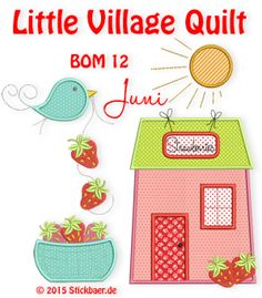 Little Village Quilt