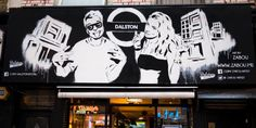 24 hours in Dalston