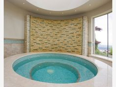 Custom Pools and Spas - Home and Garden Design Idea's