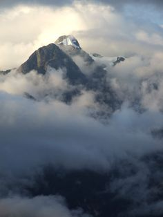 Peak of Mountain Photo by Lara Casey -- National Geographic Your Shot