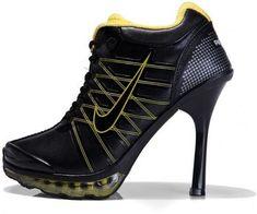 asneakers4u.com Nike Air Max High Heels Yellow