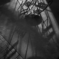 Sit and shadows