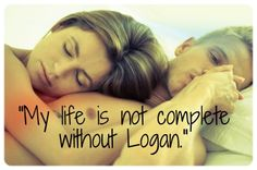 Emily and Logan