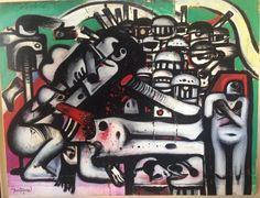 john christoforou souvenir pour demain from Bellangelo Gallery