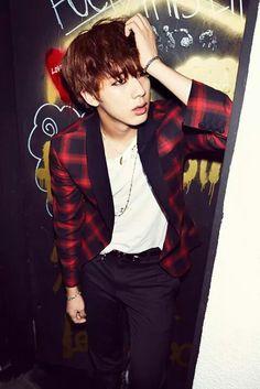 Jin.. You feeling okay? Drink too much Gin?