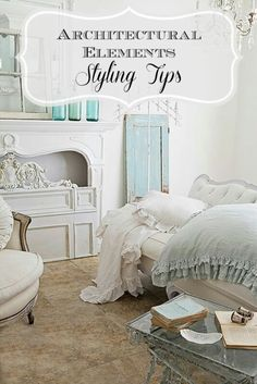 shabbyfufu Architectural Elements Styling Tips From Shabbyfufu http://s.bhome.us/penOyqRa via bHome https://bhome.us