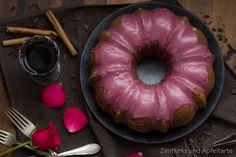 Zimtkeks und Apfeltarte: Heute mal klassisch: Omas Rotweinkuchen