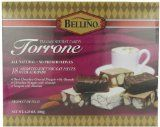 Bellino Assorted Torrone (Nougat) Candy 6.35 Ounce Box