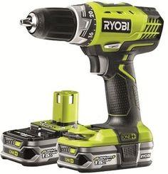 Ryobi RCD18022L 18 V - Hus & Hage - CDON.COM