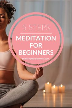 5 steps meditation for beginners. how to meditate for beginners , meditation advice, meditation for beginners before bed, learn to meditate #mindfulness #meditation #meditationforbeginners #yoga