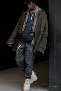 new style 4b1e0 9feb4 Balenciaga, Supreme,   Burberry Were All the Rage at London Fashion Week  London Fashion