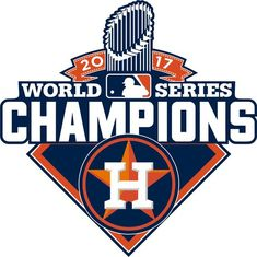 Houston Astros WS Champs Decal Vinyl Decal for laptop windows wall car boat a