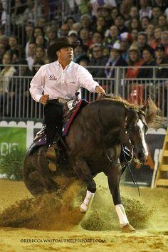Custom Cash Advance  (Custom Crome x Cash In Roan)  2006 Sorrel AQHA Stallion