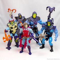 Drei Jahrzente mit Skeletor