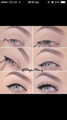 Eyeliner Tutorial