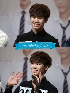 [10.10.2015] Astro Fansign - Rocky