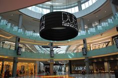 The Dubai Mall Fashion Catwalk Atrium - Dubai, United Arab Emirates