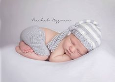 Gray Newborn Outfit/ Gray Newborn Outfit Boy/ Knit Newborn Boy Photo Outfit/ Baby Boy Knitted Outfit/ Knit Newborn Hat and Pants Outfit by NewbornKnitsByKerry on Etsy https://www.etsy.com/listing/552741400/gray-newborn-outfit-gray-newborn-outfit