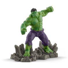 Marvel The Incredible Hulk Figure, Multicolor