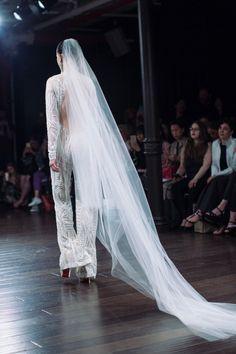 Naeem Khan Bridal Spring 2017