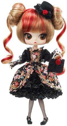 "Amazon.com: Pullip Dolls Byul Matulite 10"" Fashion Doll Accessory: Toys & Games"