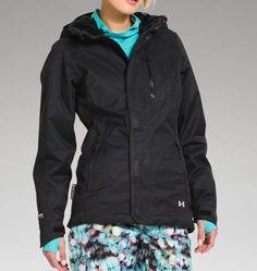 Women's UA ColdGear® Infrared Hierarch Jacket