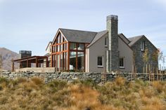 Koia Architects - Millbrook House Queenstown