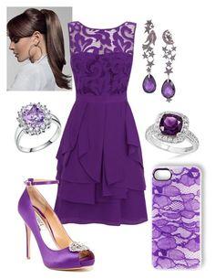 Colours of the Rainbow - Purple  #Rainbow #Colours #Purple #Style #Violet