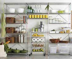 Stilvolle Lebensmittel Lagerbehälter für die moderne Küche