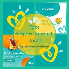 17 best pampers rewards codes images on pinterest pampers rewards pampers family rewards 15 free points expires two brand new codes that will be expiring soon fandeluxe Gallery