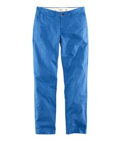 Light Blue Chinos' Pants by H