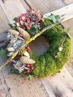 Dušičkový veniec/wreath