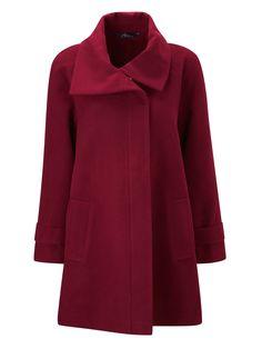 plus sized stylish coats   CLASSIC COATS FOR PLUS SIZE WOMEN AT BONMARCHE   STYLISH CURVES