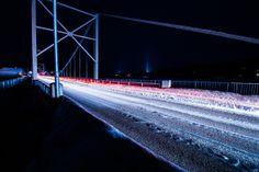 Karasjok i mørket - En fotoserie av Tor Ivan Boine