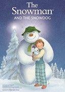 Sněhulák a sněžný pes / Snowman and the Snowdog, The (TV film) Magical Christmas, A Christmas Story, All Things Christmas, Christmas Fun, Childrens Christmas Books, Childrens Books, Snowman And The Snowdog, Raymond Briggs, Book People