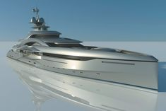 MARS - 90m yacht - Timeless aesthetics with no compromise