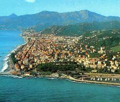 De 2010 à aujourd'hui au 4 via eucaliptus à Bordighera (costa azura) Italia